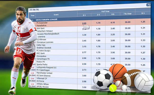 Sbobet punya judi bola online yang paling menarik